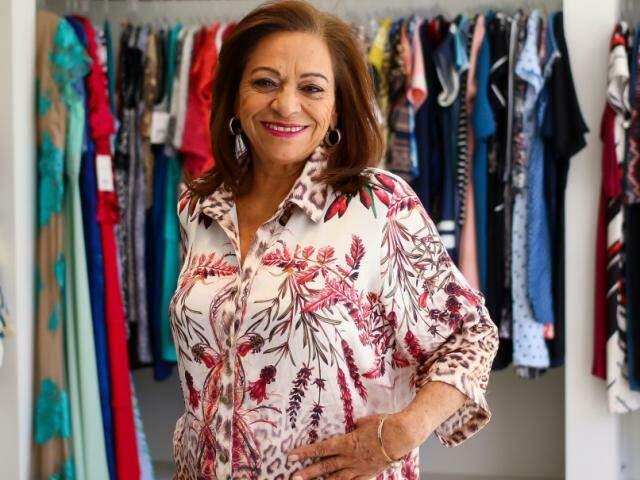 Doreni Santos, proprietária da Unna Plus.