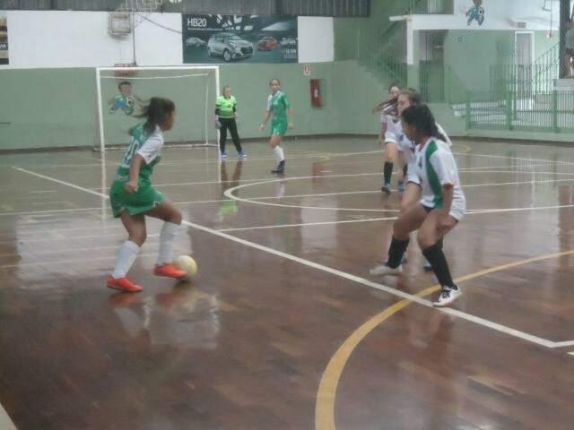 Partida das rodadas anteriores da Copa. (Foto: Divulgação)