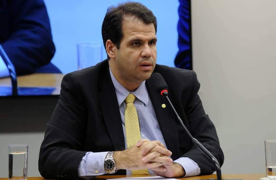 Deputado Áureo Lídio Moreira foi quem apresentou a emenda no Congresso (Foto: Divulgação/Câmara dos Deputados