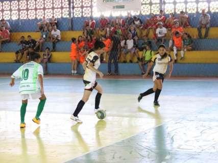 Jogos da Juventude iniciam hoje com torneio de futsal no interior do Estado