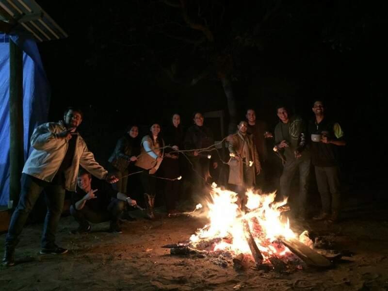 """Até fogueira já saiu no """"Janta dos Primos"""""""