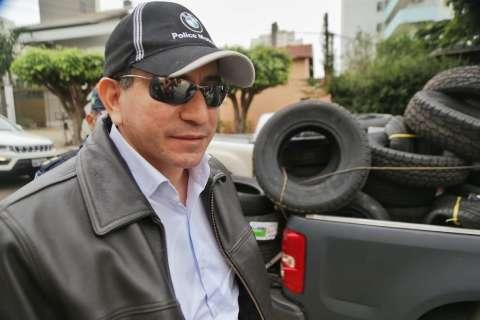Alvo do Gaeco, oficial teve preventiva decretada após ameaçar promotora