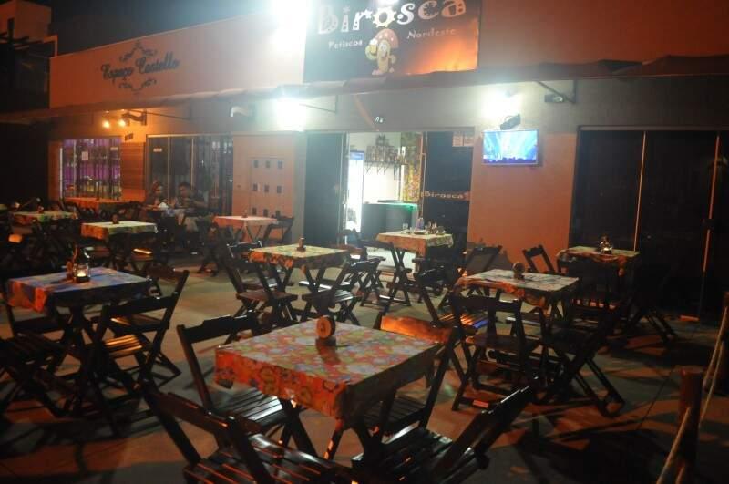 Birósca fica na Rua Spipe Calarge, n° 1502. (Foto: Alcides Neto)