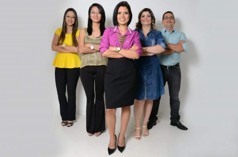Equipe do Instituto Ana Flávia Weis de Terapia Cognitivo-Comportamental - Foto Divulgação
