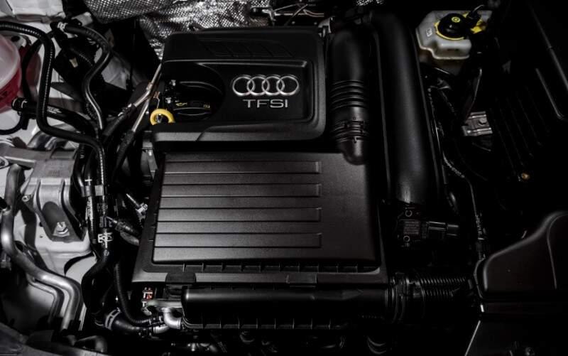 Motor que equipa o Q3 é 1.4 TFSi que rende 150 cavalos de potência