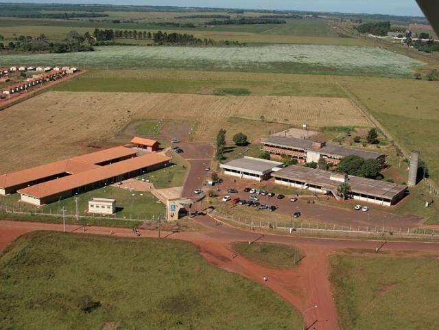 Campus de Ponta Porã pode perder curso de Ciências da Computação, aberto em 2011 (Foto: Divulgação)