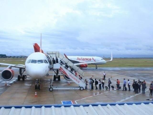 Companhia aérea teve centenas de voos cancelados após devolução de aeronaves. (Foto: Marina Pacheco/Arquivo)