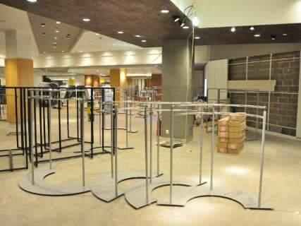 Shopping Norte Sul já inaugura com ao menos 12 marcas inéditas em MS