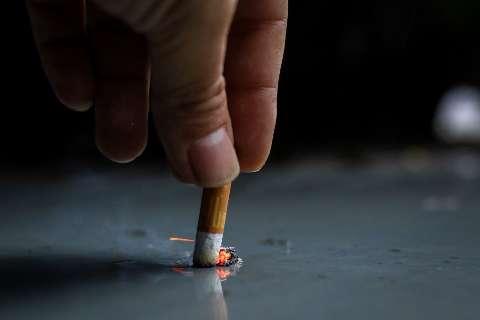 Campo Grande tem 12% de fumantes, segundo maior índice entre capitais