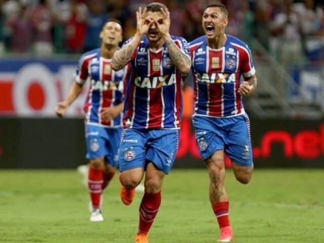 no seu jogo de volta, dia 16 de julho, no São Januário o time pode perder por até dois gols de diferença. (Foto: Bahia FC)