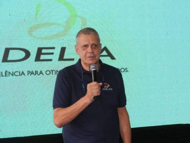 Luiz Fernando Vianna revelou que máquinas da termelétrica serão revisadas (Foto: Marcos Maluf)