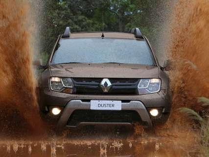 Renault Duster 2016 chega reestilizado e com melhorias mecânicas