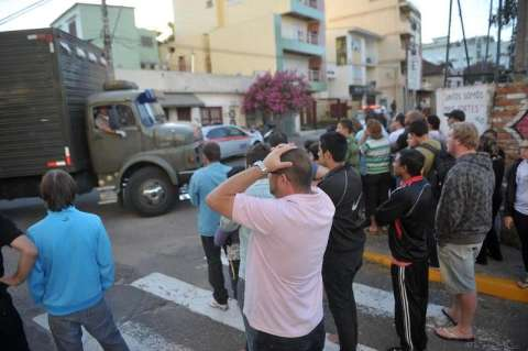 """""""Desesperador"""", diz moradora de Coxim que está em cidade onde tragédia aconteceu"""