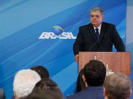 Agora ministro, Carlos Marun recebe deputados e tem agenda com Temer