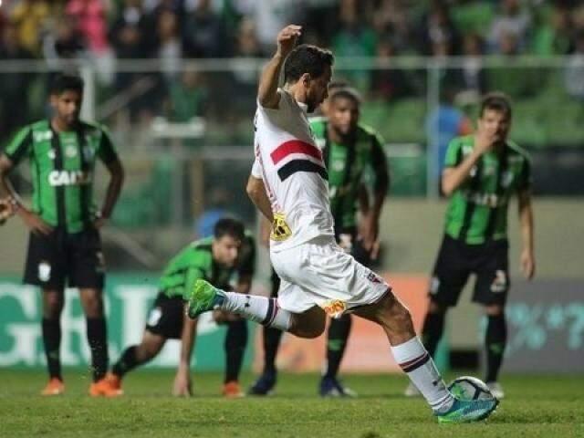 São Paulo joga com América-MG no Morumbi (Foto: Divulgação - SPFC)