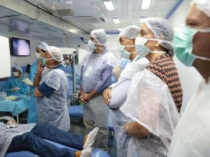 Caravana da Saúde divulga lista de profissionais já credenciados