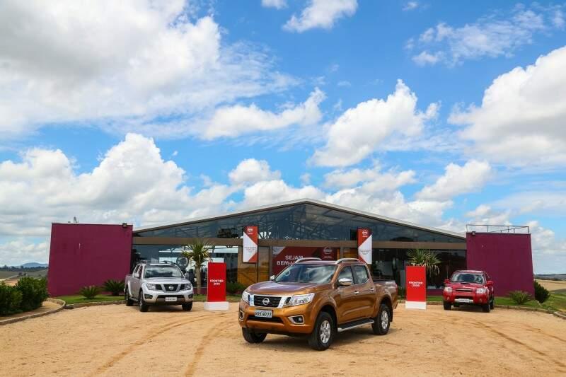 Fotos divulgação Nissan