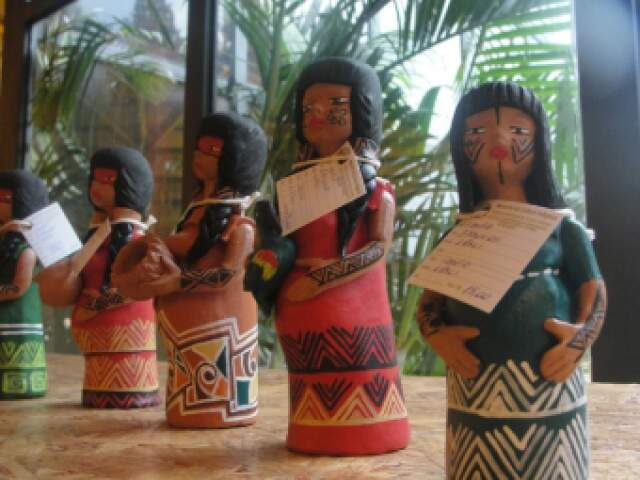 Artesanato em cerâmica (Foto: Divulgação)