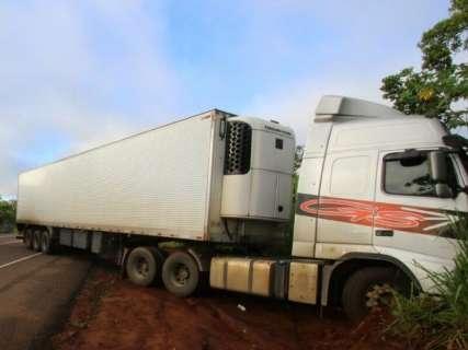 Acidente na rodovia BR-163 mata militar do Exército de 21 anos