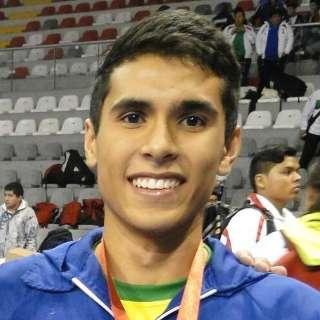Karateca campo-grandense fatura prata na Nicarágua e se firma na seleção