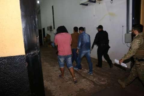 Name, Jamilzinho e 2 policiais são transferidos para presídio federal