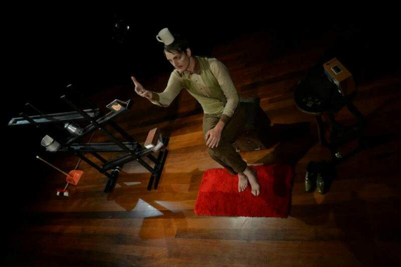 Cia do Relativo, traz a Campo Grande na próxima semana o espetáculo. (Foto: divulgação)