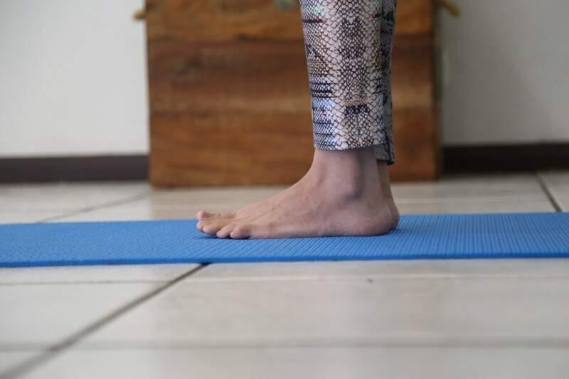 Yoga tântrico trabalha vitalidade e energia sexual. (Foto: Alcides Neto)