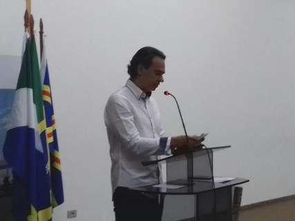 Marquinhos fala em 'afastar falsidade' em discurso no dia do aniversário
