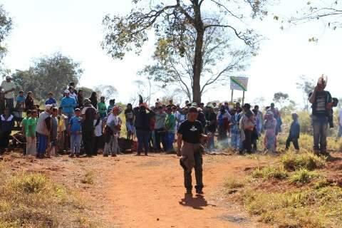 Cinco fazendeiros voltam para cadeia por ataque a índios em Caarapó