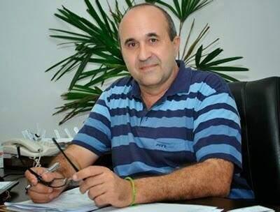 "Leonel de Souza Brito, o ""Leleco"", morreu aos 54 anos (Foto: Bonito Informa)"