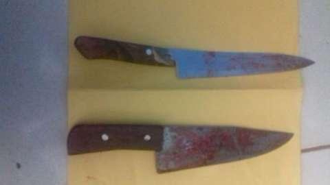 Homem é morto com oito facadas, após discussão em bar