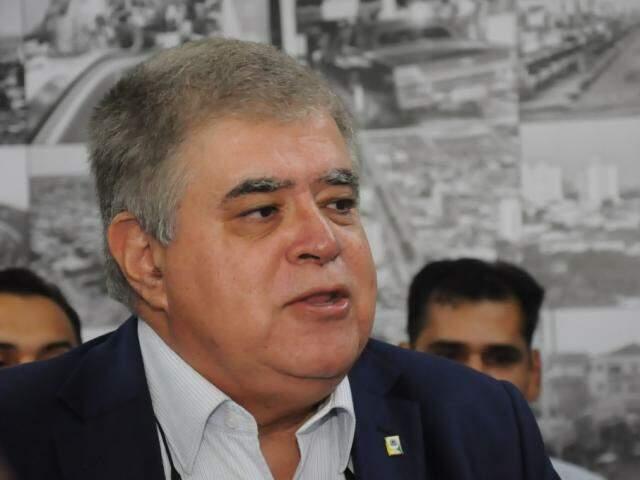 Carlos Marun, agora ministro de Governo do presidente da República, Michel Temer (PMDB). (Foto: Paulo Francis).