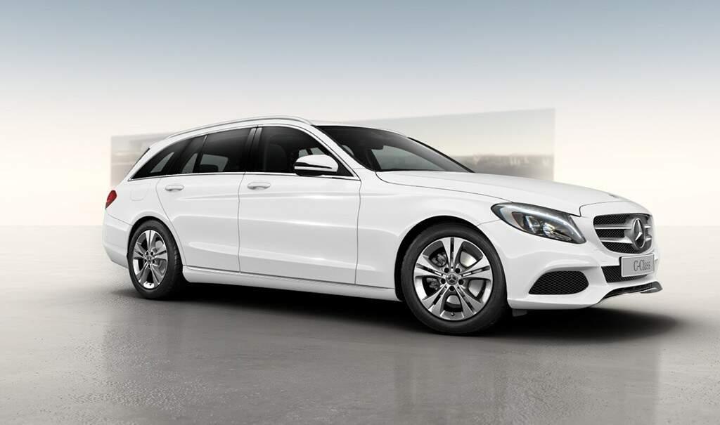 Mercedes-Benz traz C 300 Estate Avantgarde para o Brasil