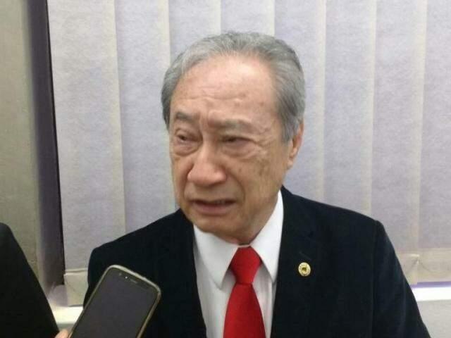 Deputado estadual George Takimoto. (Foto: Leonardo Rocha/Arquivo).