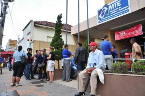 Adaptação ao novo sistema prejudica cadastro do seguro desemprego, diz SRTE/MS