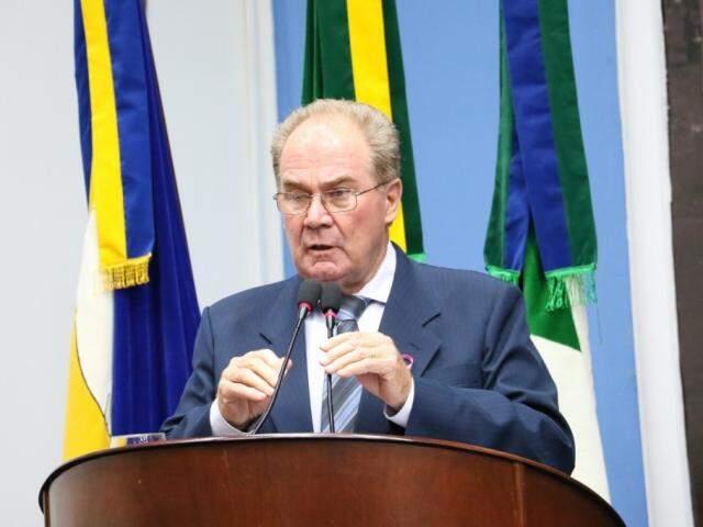 Idenor Machado diz que assumiu Câmara alguns dias antes da Operação Câmara Secreta (Foto: Divulgação)