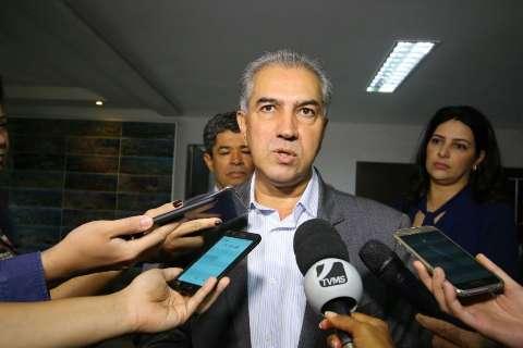 Reinaldo vai ouvir poderes e servidores sobre reforma da previdência