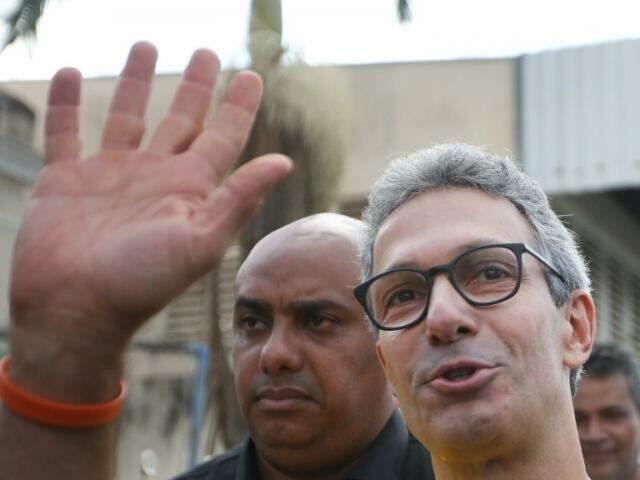 Romeu Zema, do Novo, é eleito governador de Minas Gerais (Foto: Divulgação)