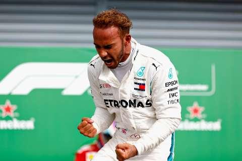 Hamilton vence GP da Itália e fica com 30 pontos de vantagem contra Vettel