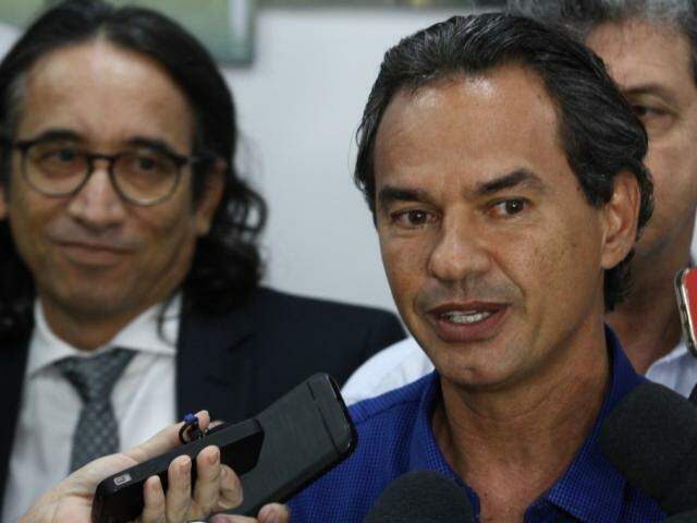 """De olho em rediscussão, Marquinhos afirma que cidade não pode """"virar as costas"""" para a coleta de lixo. (Foto: Saul Schramm)"""