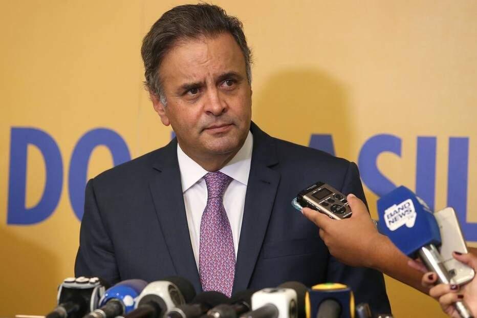 Aécio Neves poderá retornar as suas atividades no Senado (Foto: George Gianni/PSDB)