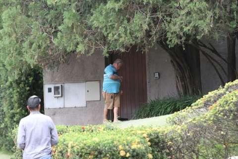 Em casa, Amorim aguarda trâmites de decisão do STF que revogou liberdade