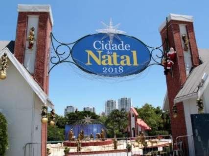 Abertura da Cidade do Natal será às 19h com show da Luna