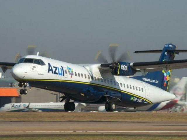 Companhia pretende atender 35 novos destinos nos próximos anos (Foto: Divulgação/Azul)