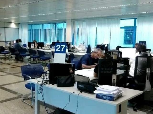 A Receita informou que não envia e-mails para informar se o contribuinte está ou não em malha fiscal (Foto/Arquivo: Liniker Ribeiro)