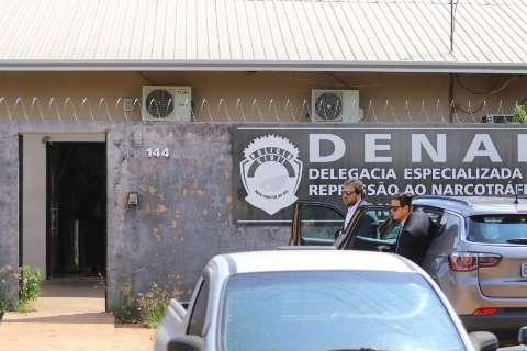 """""""Centro"""" de operação, Denar tem entra e sai de advogados nesta sexta-feira"""