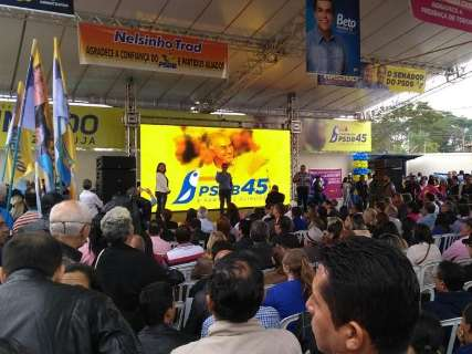 PSDB vai para campanha com 24 candidatos do partido e ao menos 12 aliados