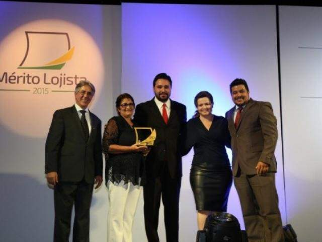Este ano, CDL criou o Prêmio Lado B Mérito Lojista.