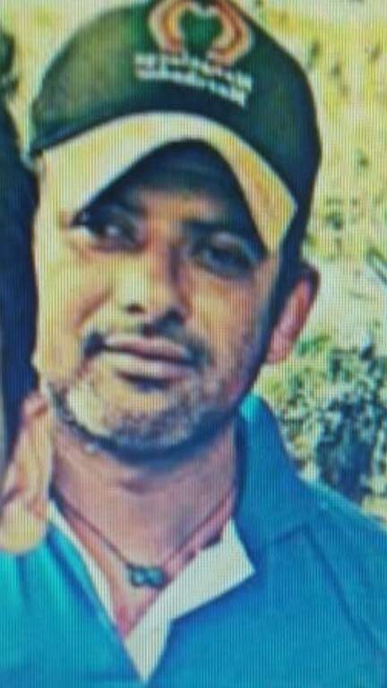 Adailso Couto, de 38 anos, assassino confesso de Rosilei (Foto: Arquivo Pessoal)