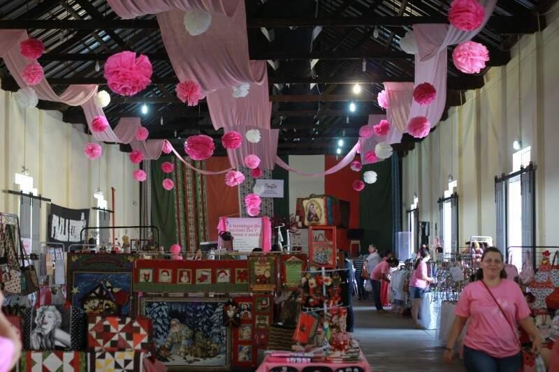 A feira ficará aberta até domingo (Fotos: Marcos Ermínio)